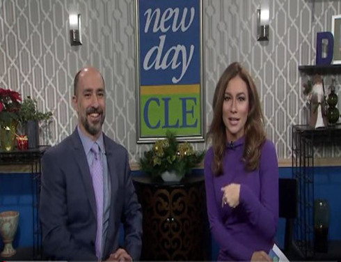 Dr. Goldman on New Day Cleveland