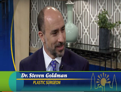 Dr. Goldman on Tummy Tucks on New Day Cleveland
